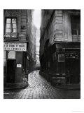 Rue Tirechape, from Rue St. Honore, Paris, 1858-78 Lámina giclée por Charles Marville