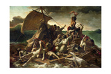 The Raft of the Medusa, 1819 Giclee Print by Théodore Géricault
