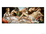 Venus and Mars, circa 1485 Giclee Print by Sandro Botticelli