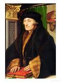 Erasmus, 1523 Reproduction procédé giclée par Hans Holbein the Younger