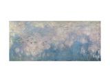 The Waterlilies, the Clouds (Central Section) 1915-26 Giclée-Druck von Claude Monet