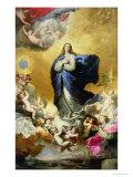Immaculate Conception, 1635 Lámina giclée por Jusepe de Ribera
