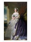 Portrait of Lady Middleton (1824-1901), 1863 Reproduction procédé giclée par Franz Xaver Winterhalter