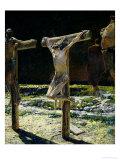 The Crucifixion, or Golgotha, 1893 Giclée-vedos tekijänä Nikolai Nikolaevich. Ge