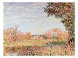 September Morning, circa 1887 Giclee Print by Alfred Sisley