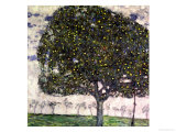 The Apple Tree, 1916 Impressão giclée por Gustav Klimt