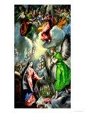 The Annunciation Giclée-vedos tekijänä  El Greco