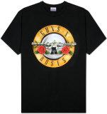 Guns N Roses - Bullet Logo T-Shirt