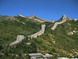 Great Wall of China Photographic Print by Mick Roessler