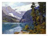 Lake Louise, British Columbia Giclée-Druck von Edward Henry Potthast