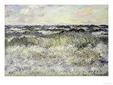 Marine (Etude de Mer), 1881 Giclee Print by Claude Monet