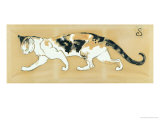 The Cat, le Chat Giclee Print by Théophile Alexandre Steinlen