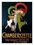 Chamberyzette, circa 1900 Giclee-trykk