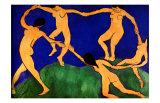 La danseI Reproduction procédé giclée par Henri Matisse