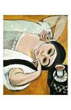 Laurette's Head Giclee Print by Henri Matisse