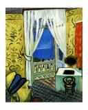 Still Life with Violin Case Reproduction procédé giclée par Henri Matisse