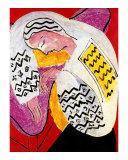 Il sogno Stampa giclée di Henri Matisse
