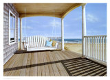The Porch Swing Prints by Daniel Pollera