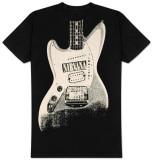 Nirvana - Guitar Discharge T-Shirts