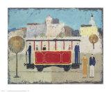 Street Railway Prints by Gia Revazi