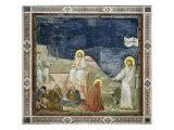 Noli Me Tangere Giclée-tryk af  Giotto di Bondone
