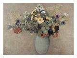 Flower Still Life No.2 Giclée-tryk af Odilon Redon