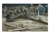 The First Nail Giclee Print by James Tissot