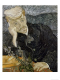 Portrait of Dr. Gachet Giclée-vedos tekijänä Vincent van Gogh