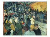 The Arena at Arles, c.1888 Giclee-trykk av Vincent van Gogh