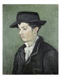 Portrait of Armand Roulin Giclée-tryk af Vincent van Gogh