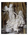 Ecstasy of St. Theresa Lámina giclée por Bernini, Giovanni Lorenzo