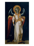 Archangel Michael Giclee Print by Ridolfo di Arpo Guariento