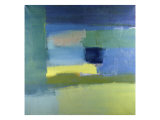 Abstract No.10 Giclee-trykk av Diana Ong