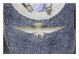 Dove, Jesus's Baptism Detail Giclée-tryk af Giusto De' Menabuoi