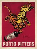 Porto Pitters Plakat av Leonetto Cappiello