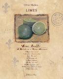 Lime Souffle Poster tekijänä  Wood