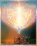The Ascension Posters by Catherine Andrews
