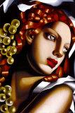 L'Eclat Posters av Tamara de Lempicka