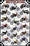 Moto-cross Posters