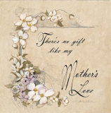 Mother's Love Lámina por Charlene Winter Olson