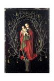Our Lady of the Dry Tree C.1450 Giclée-vedos tekijänä Petrus Christus