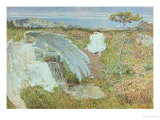 Love at the Fountain of Life, 1896 Giclee Print by Giovanni Segantini