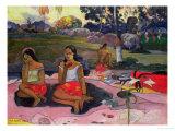 Nave Nave Moe, 1894 Reproduction giclée Premium par Paul Gauguin