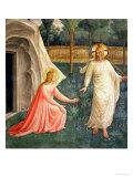 Noli Me Tangere, 1442 Giclée-tryk af  Fra Angelico