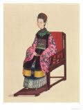 Portrait of a Tartar Woman Gicléedruk