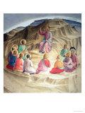 The Sermon on the Mount, 1442 Giclée-vedos tekijänä  Fra Angelico