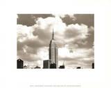 Empire State Building Posters por Igor Maloratsky