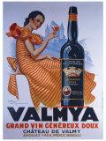 Valmya Giclée-tryk af Henry Le Monnier