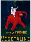 Cuisine Vegetaline Giclee-trykk av Leonetto Cappiello