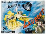 Laurent Giclee Print